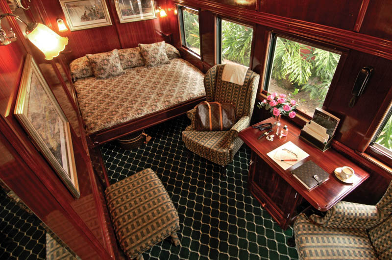 Royal Suite Private Charter