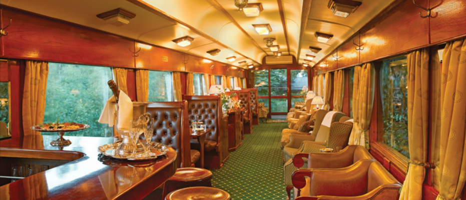 Observation Car Lounge